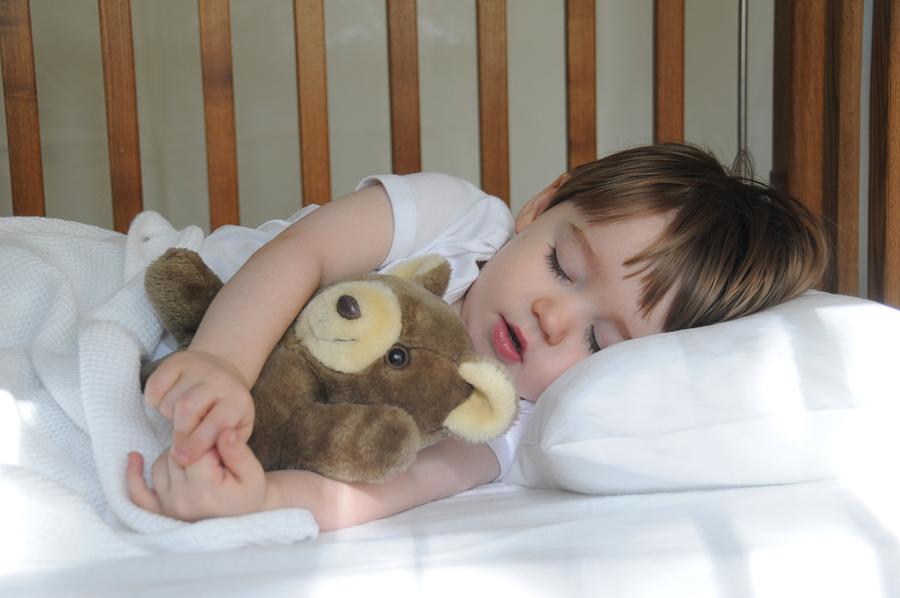 Discussing How to Get Children with Autism to Sleep